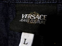'VERSACE JEANS COUTURE'