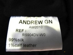 'ANDREW GN'