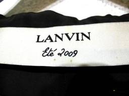 'LANVIN'