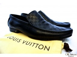 Mocasines Damier LOUIS VUITTON