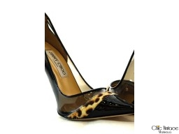 Zapatos JIMMY CHOO Leopardo