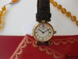 CARTIER Must Vermeil