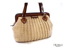 Bolso Crochet MIU MIU