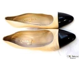Zapatos Puntera Charol CHANEL