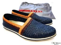 Zapatos Caballero PRADA
