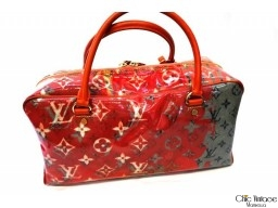 "Bolso ""LOUIS VUITTON"" Weekend monogram Pulp"