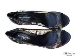 Zapatos Encaje SERGIO ROSSI