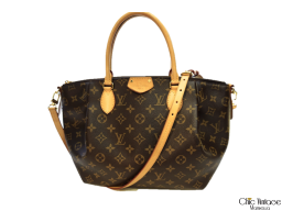 "Bolso LOUIS VUITTON modelo ""TURENNE MM"""