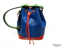Bolso LOUIS VUITTON Grand NOÉ Tricolor