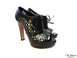 Zapatos peep toes PRADA