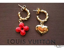 Pendientes LOUIS VUITTON,  Sweet Monogram