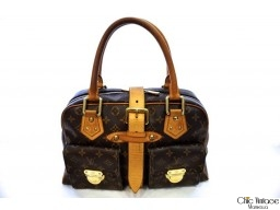 Bolso al hombro LOUIS VUITTON, Manhattan GM