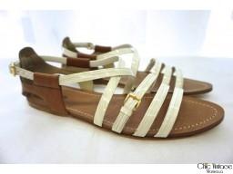 Sandalias planas MIU MIU Vintage