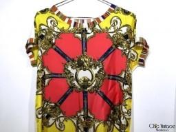 Camiseta Ancha DOLCE & GABBANA