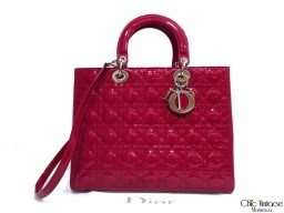 Bolso DIOR modelo 'Lady Dior' Large
