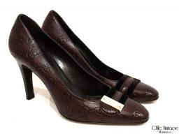 Zapatos GUCCI Piel Guccissima