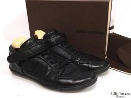 Sneakers de Cuero LOUIS VUITTON