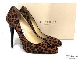 Salones JIMMY CHOO Leopardo