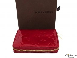 Cartera LOUIS VUITTON Vernis