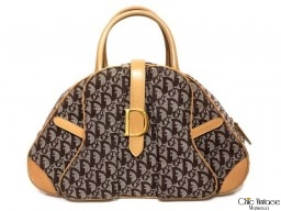 Bolso CHRISTIAN DIOR Modelo Doble Saddle