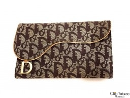 Cartera CHRISTIAN DIOR modelo Saddle