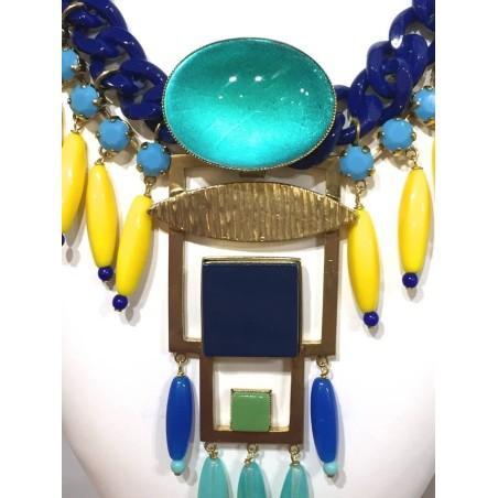 Collar Amulette PHILIPPE FERRANDIS