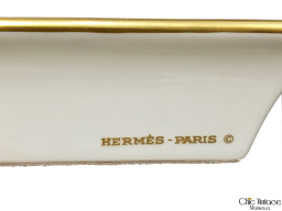 Cenicero Limoges para HERMES Tucán