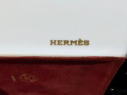 Cenicero Limoges para HERMES Burdeos