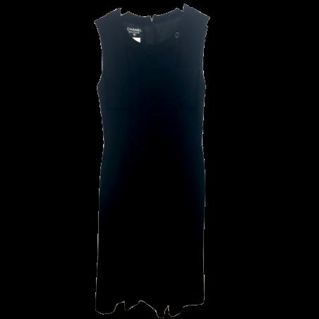 Vestido CHANEL Crepe Seda