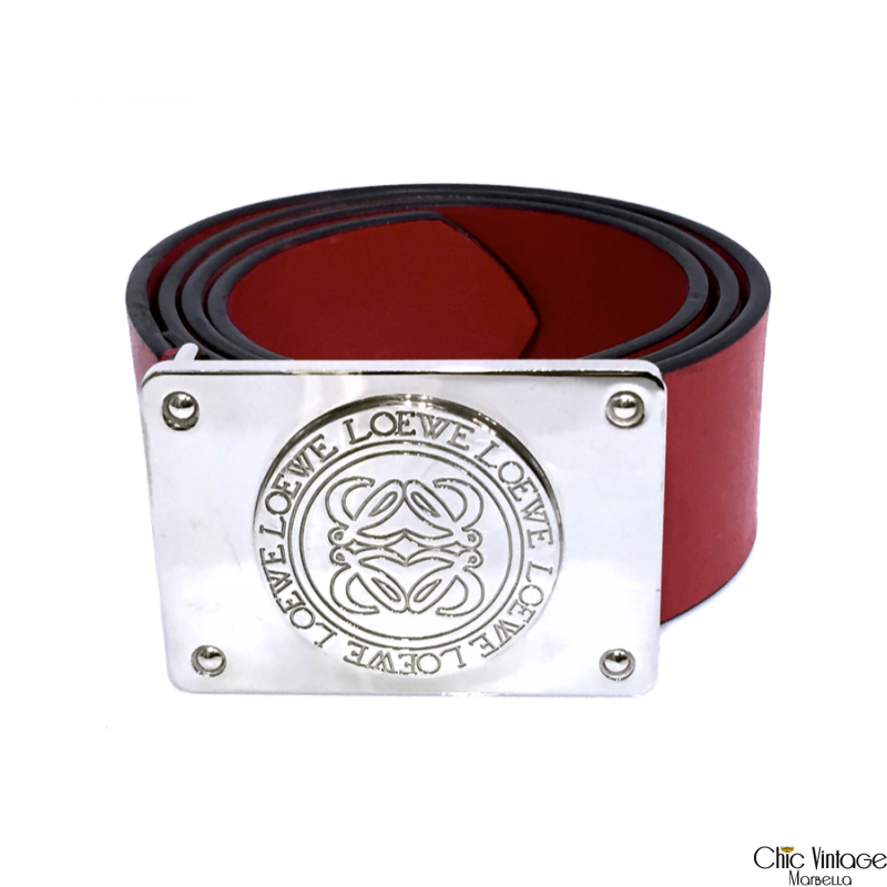 Cinturón Ancho Caballero LOEWE