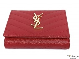 Cartera Billetera Señora YVES SAINT LAURENT