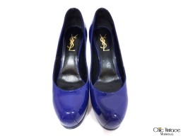 Stilettos Plataforma YVES SAINT LAURENT