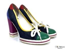 Zapatos Denim D&G