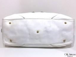Bolso GUCCI Cuero Blanco