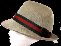Sombrero GUCCI  Tela Resinada