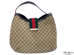 Bolso GUCCI Canvas Beige
