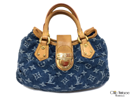 Bolso LOUIS VUITTON Pleaty PM