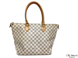 Bolso LOUIS VUITTON modelo Saleya GM