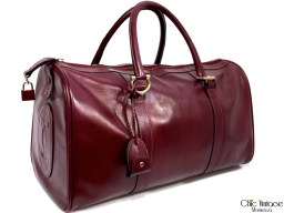 Bolso Weekender CARTIER modelo Boston