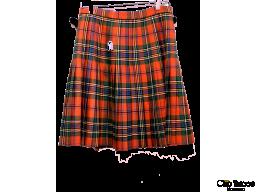Falda escocesa/kilt de CHRISTIAN DIOR