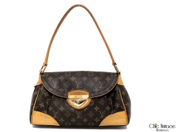 Bolso LOUIS VUITTON Beverly MM