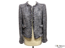 Chaqueta CHANEL en Tweed Centelleante