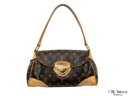Bolso LOUIS VUITTON Modelo Beverly MM