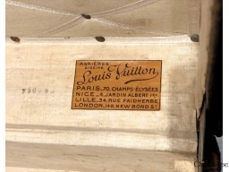 Baúl Vintage LOUIS VUITTON 1924