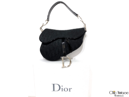 Bolso Christian DIOR modelo SADDLE