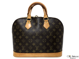 "Bolso LOUIS VUITTON Modelo ALMA""PM"