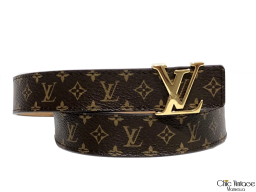 Cinturón  LOUIS VUITTON  monogram