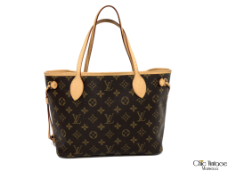 Bolso Hombro LOUIS VUITTON Neverfull PM