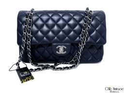 Bolso Chanel 2.55 Doble Solapa