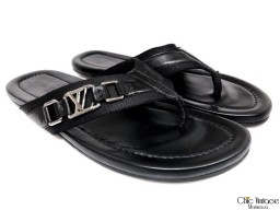 Chanclas Cuero LOUIS VUITTON